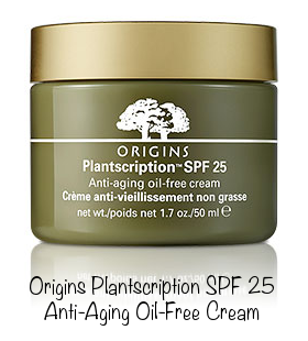 Origins Plantscription SPG 25 Anti-Aging Oil-Free Cream