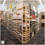 The Collections sections are where you'll find storage solutions for things such as DVDs, CDs, collectibles, and more.