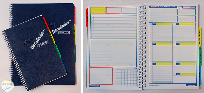 Calendar Vs Planner : Uncalendar vs planner pad comparison review