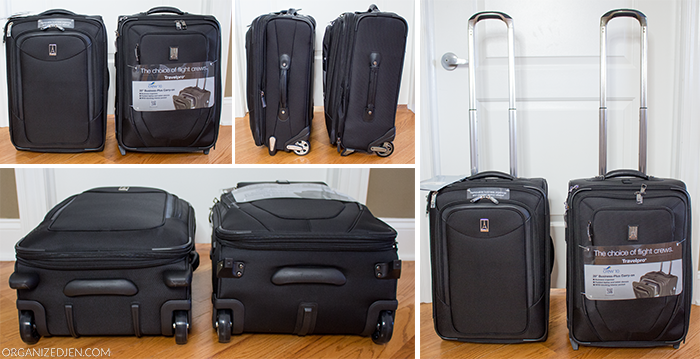 Review Amp Compare Travelpro 20 Carry Ons