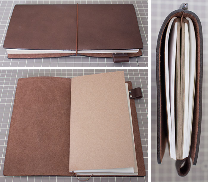 Sizes For Regular Travelers Notebooks